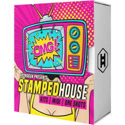 STAMPED HOUSE