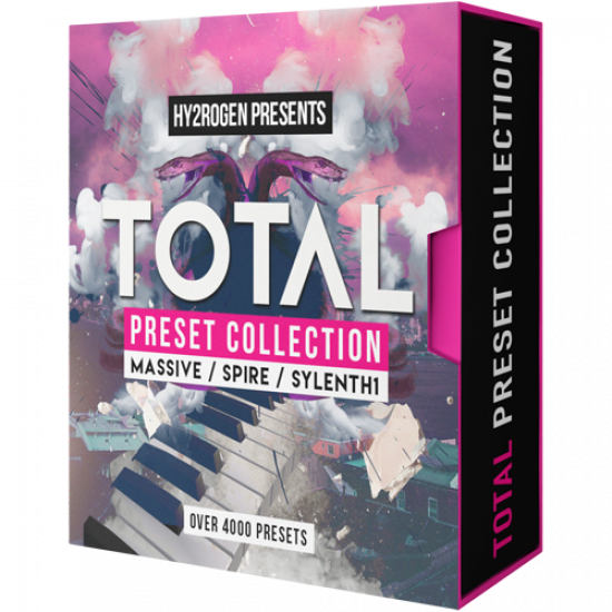TOTAL PRESET COLLECTION