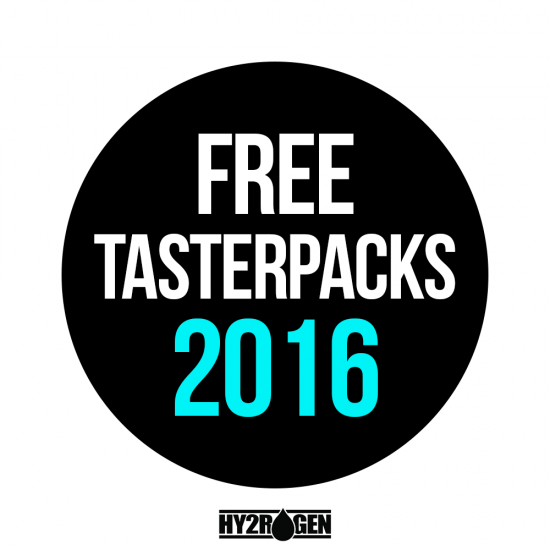 TASTER PACKS OF 2016