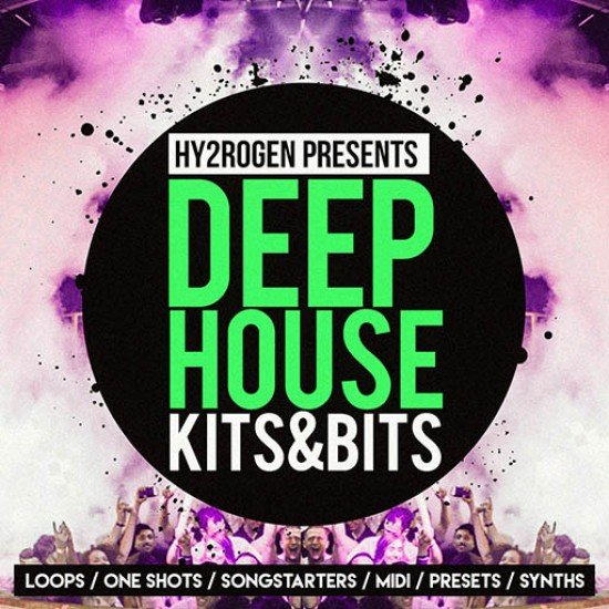 DEEP HOUSE KITS & BITS
