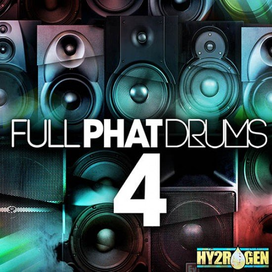 FULL PHAT DRUMS 4