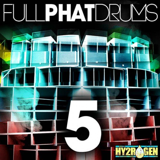 FULL PHAT DRUMS 5