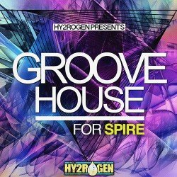 GROOVE HOUSE FOR SPIRE