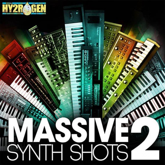 MASSIVE SYNTH SHOTS 2