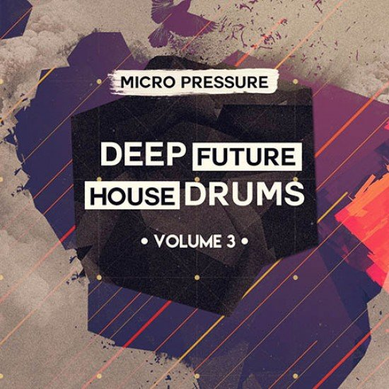 DEEP FUTURE HOUSE DRUMS 3