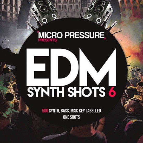 EDM SYNTH SHOTS 6