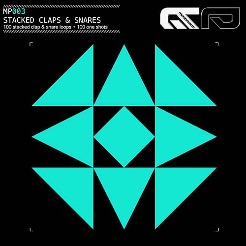 STACKED CLAPS & SNARES