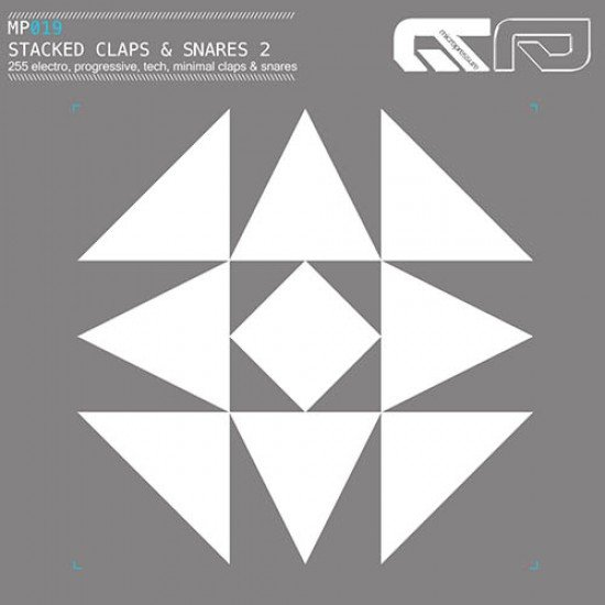 STACKED CLAPS & SNARES 2