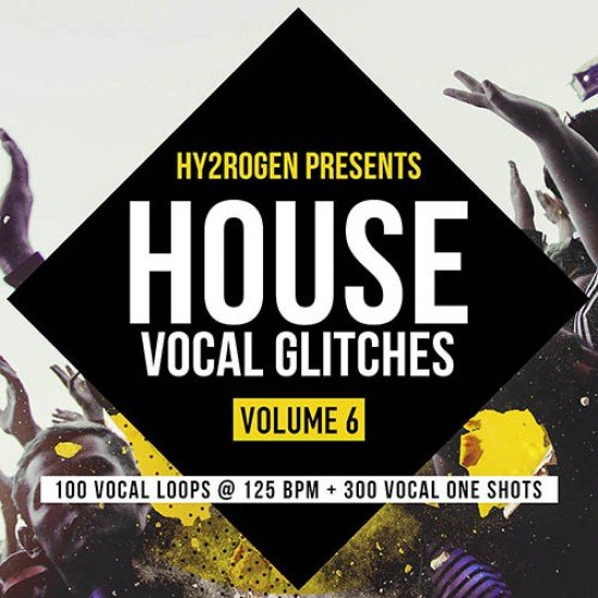 HOUSE VOCAL GLITCHES 6