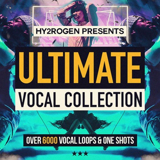 ULTIMATE VOCAL COLLECTION